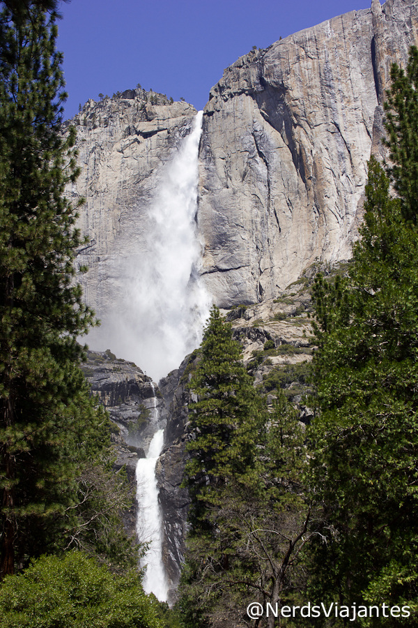 Yosemite Falls - Yosemite National Park