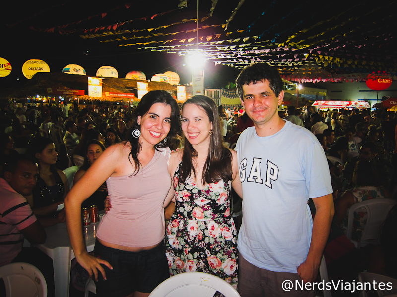 Nerds e a Carolina Lima do Blog Cola em Mim