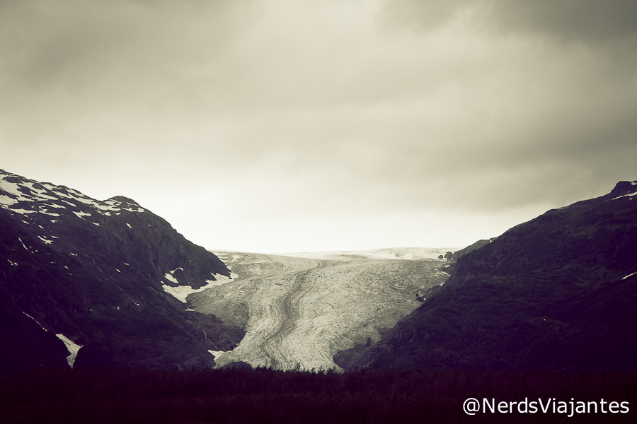 Exit Glacier - Kenai Fjords National Park