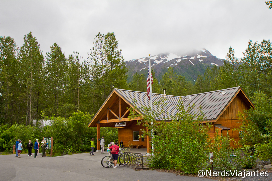 Nature Center - Kenai Fjords National Park