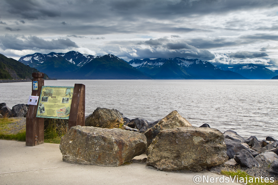 Seward Highway - Alasca - Estados Unidos