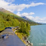Seward a Anchorage – Viajando de Trem pela Alaska Railroad