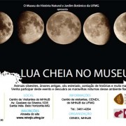 Lua Cheia no Museu - 2013