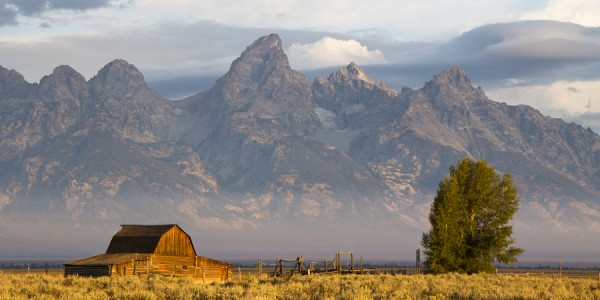 John Moulton Barn - Grand Teton National Park
