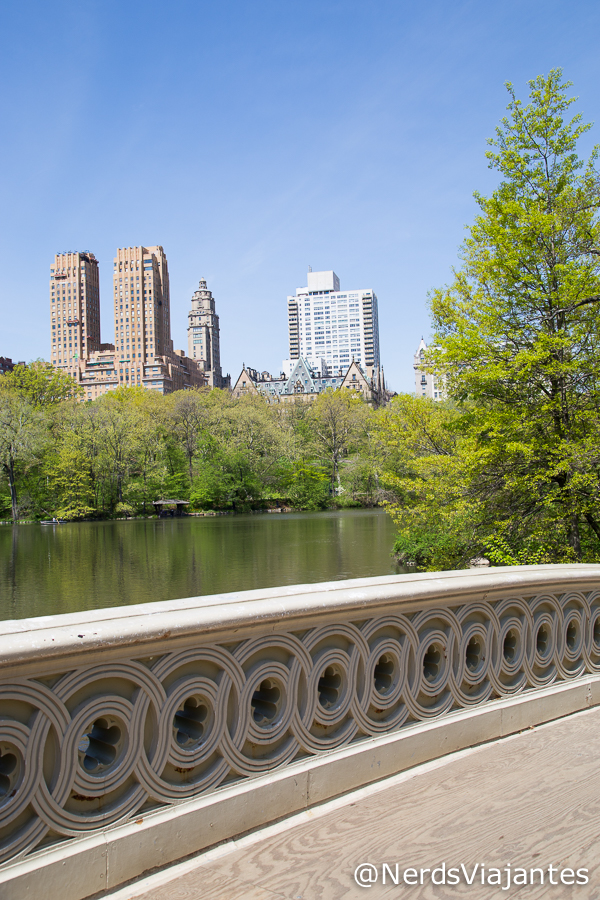 Ponte do Central Park - New York City - NY