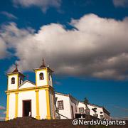 Santuário de Nossa Senhora da Piedade em Caeté - Minas Gerais