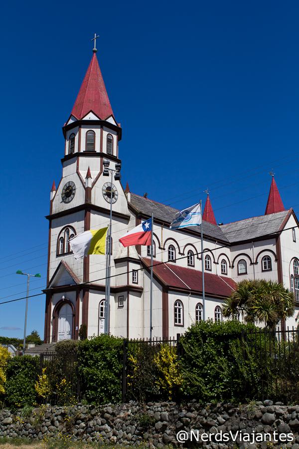 Puerto Varas - Iglesia del Sagrado Corazón de Jesus