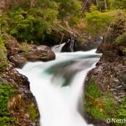 Cascada los Alerces - Parque Nahuel Huapi