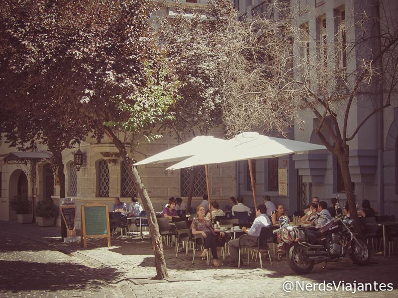 Restaurantes no Bairro Paris-Londres