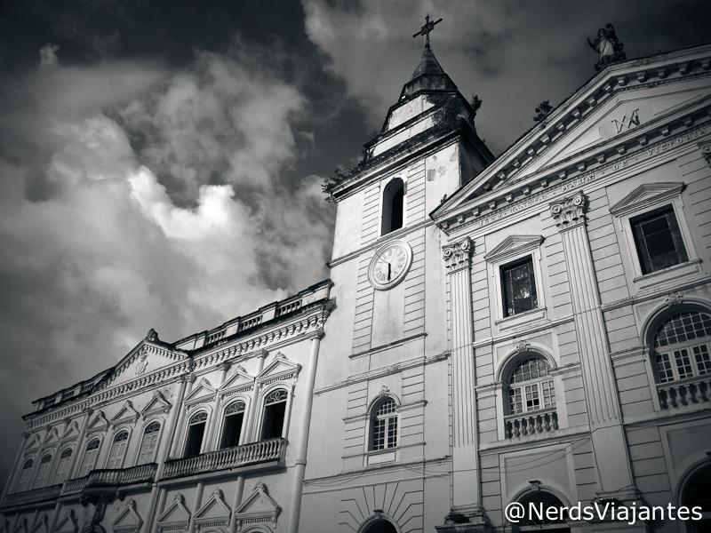Fachada da Igreja da Sé