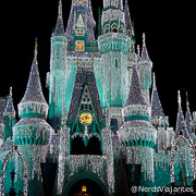 Castelo da Cinderela – Magic Kingdom - Orlando