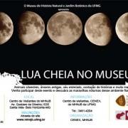 Lua Cheia no Museu - 2013