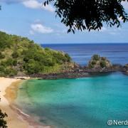 Moldura - Praia do Sancho - Fernando de Noronha