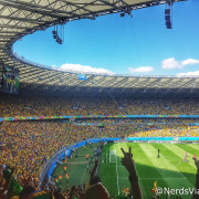 Jogo Brasil x Chile - Mineirão - Belo Horizonte