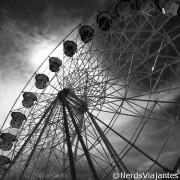 Roda Gigante no Parque Guanabara - Belo Horizonte - Minas Gerais