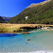 Primeiro dia de Routeburn Track - Nova Zelândia