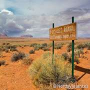 Forrest Gump no Monument Valley - Estados Unidos
