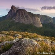 Linda região do Parque Estadual Três Picos, no Rio de Janeiro