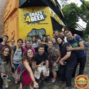 Tour Comida de Boteco em Curitiba - Paraná. Foto: Carol Moreno - Blog Mochilão Trips