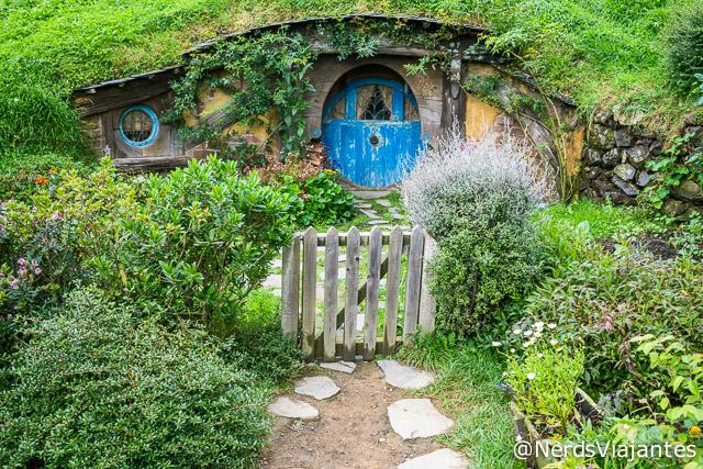 Hobbiton, cidade dos Hobbits na Nova Zelândia