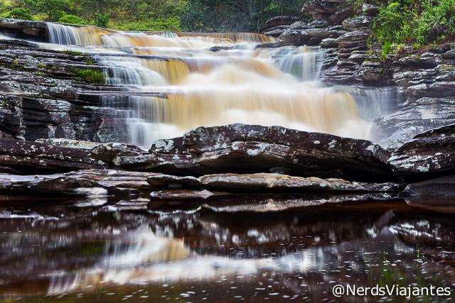 Cachoeira do Intancado, Cabeça de Boi - Minas Gerais