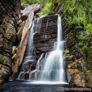 Cachoeira da Maçã na Cabeça de Boi - Minas Gerais