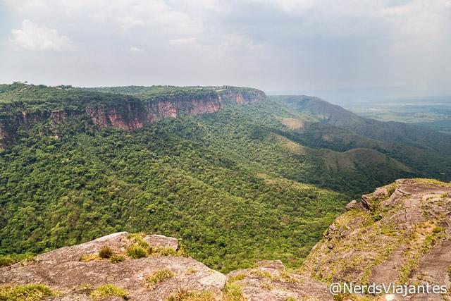 Vídeo da Ponta do Campestre na Chapada dos Guimarães - Mato Grosso - Brasil