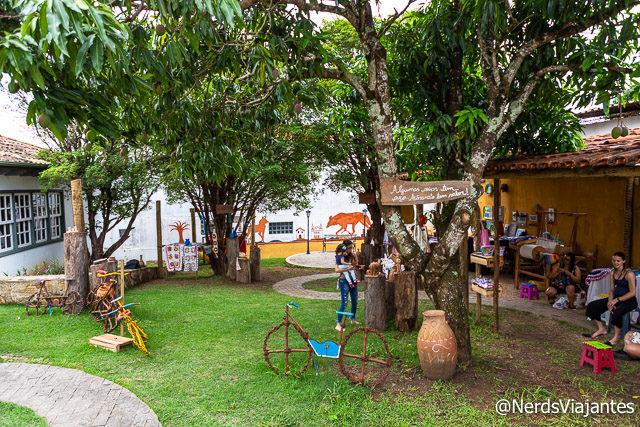 Casa do artesão em Catas Altas - Minas Gerais