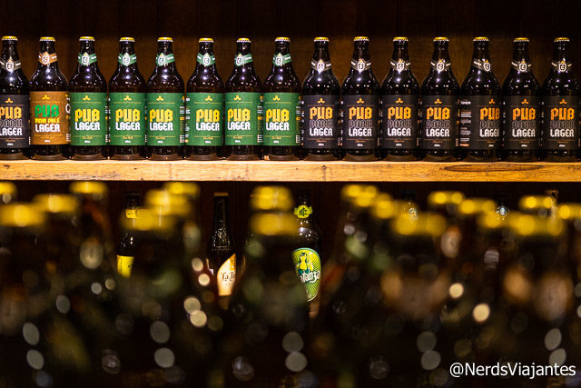 Cervejaria La Viola em Catas Altas - Minas Gerais