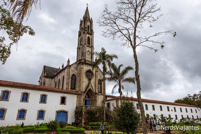 Santuário do Caraça - Minas Gerais