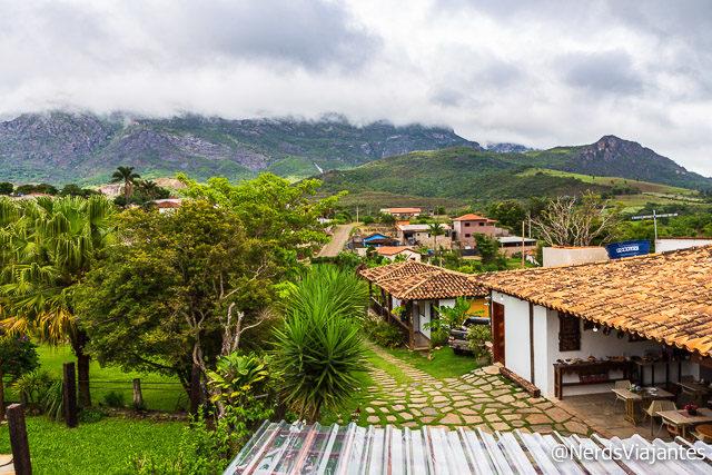 Pousada Casarão da Venda em Catas Altas - Minas Gerais